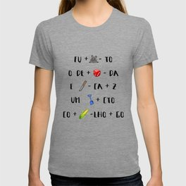 > fura o dedo T-shirt