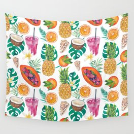 Summer #4 Wall Tapestry