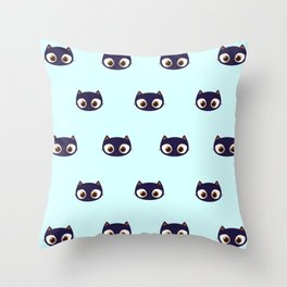 Lovely Cats Throw Pillow