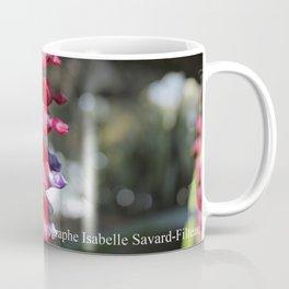 red exotic flower Coffee Mug