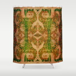 DSign Shower Curtain
