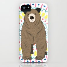 Bear Bear Slim Case iPhone (5, 5s)
