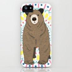 Bear Bear iPhone (5, 5s) Slim Case