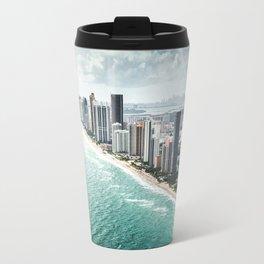 fort lauderdale skyline Travel Mug