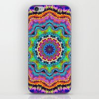 carnival iPhone & iPod Skins featuring Carnival by Groovity