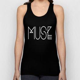 Muse Unisex Tank Top