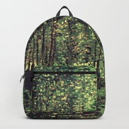 Trees and Undergrowth Backpack