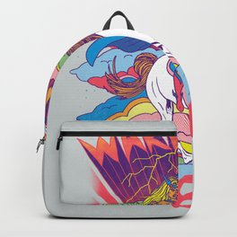 Warrior of the '80s Backpack