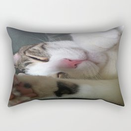 Best Cat that ever lived Rectangular Pillow
