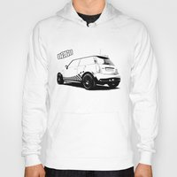 mini cooper Hoodies featuring Hartge Mini Cooper S by zero2sixty