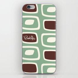 Almond bombilla iPhone Skin