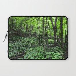 Glen Forest Laptop Sleeve