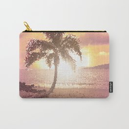 Maui Beach Sunset Carry-All Pouch