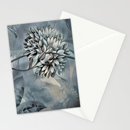 Barely Blue Stationery Cards