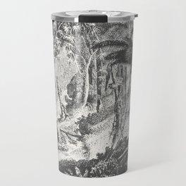 Brazilian Jungle Travel Mug