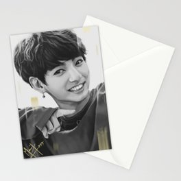Bunny Kookie Stationery Cards