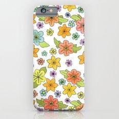 Flowers No. 2 iPhone 6s Slim Case