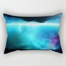A sudden Cold Gasp of Fresh Air Rectangular Pillow