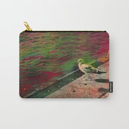 Disco seagul unicorn Carry-All Pouch