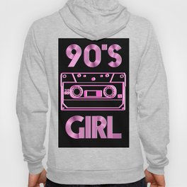 90s Girl Shirt Retro 90s Party Costume Hoody