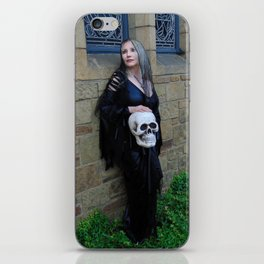 Skull Works iPhone Skin