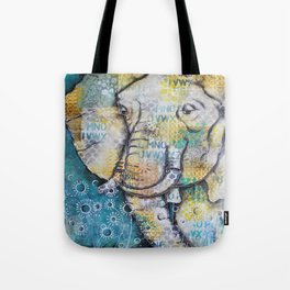 Big Ears Tote Bag