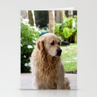 lucas david Stationery Cards featuring Lucas by Rafael Andres Badell Grau
