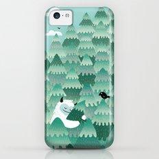 Tree Hugger (Spring & Summer version) iPhone 5c Slim Case