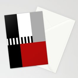 Geometric pattern 4 Stationery Cards