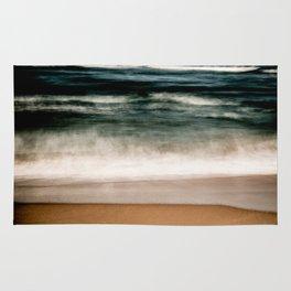 Waves Abstract I Rug
