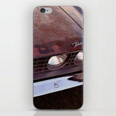 Gran Torino iPhone & iPod Skin
