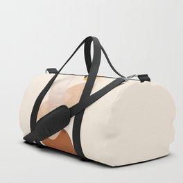 Abstact Shapes Duffle Bag