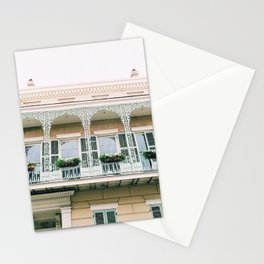 Vieux Carré New Orleans Stationery Cards