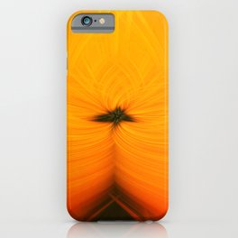 Honey Blossom iPhone Case