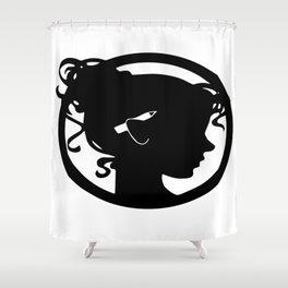 The Artist Shower Curtain