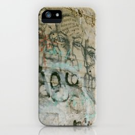 walk dell amour iPhone Case