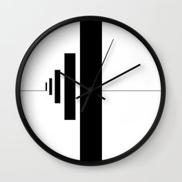 SOMEWHERE IN NOWHERE Wall Clock