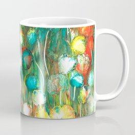 Dahlia flowers Love the Sun 1 Coffee Mug