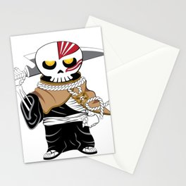 Skully Soul Reaper Stationery Cards