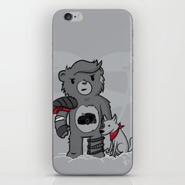 Mad Caring Max iPhone Skin