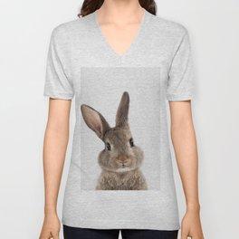 Baby Bunny  Unisex V-Neck