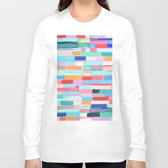 Internodal Path Long Sleeve T-shirt