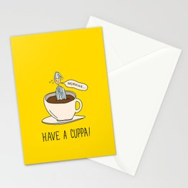 HAVE A CUPPA! Stationery Cards