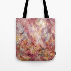 Lines and shapes artwork Tote Bag