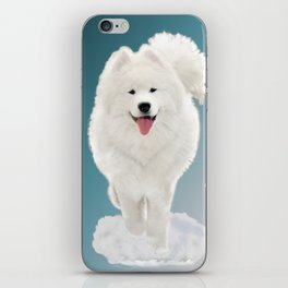 Tybor in Snow iPhone Skin