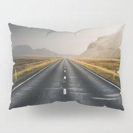 The Open Road (Color) Pillow Sham