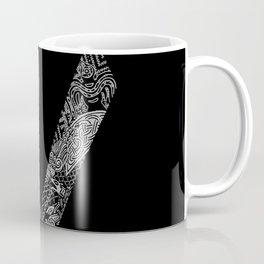 Black Vikings Coffee Mug