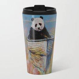 Watercolors Travel Mug