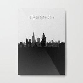 City Skylines: Ho Chi Minh City Metal Print