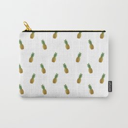 Pineapples Summer Carry-All Pouch